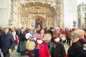2014 Sem Cult Centro Leonés Vall  Fb al SUr Fer 1