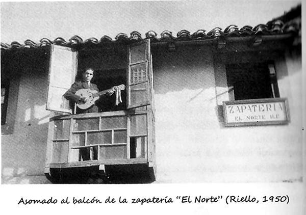 Benito Fernández en Riello