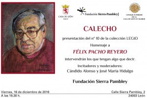 Calecho FELIX PACHO.indd