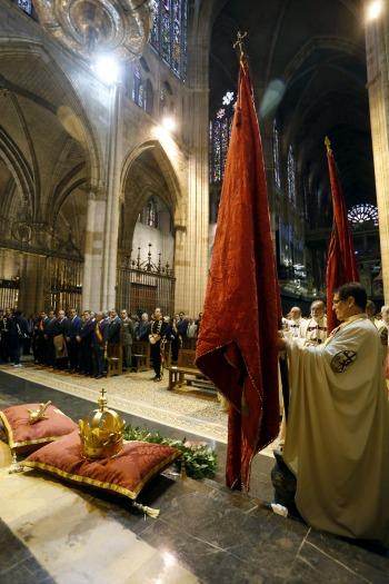 Celebración del 1100 aniversario de la Coronación del Rey Ordoño II