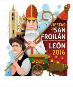 Cartel San Froilan 2016