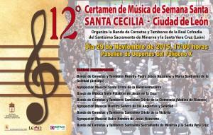 Cartel Sta Cecilia 2015 (1)