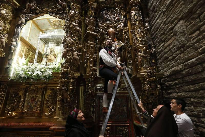 Diario Leon  La Virgen 2014. J Salvadores 2
