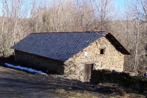 HOrno comunal Los Barrios de Nistoso Cuatro Valles