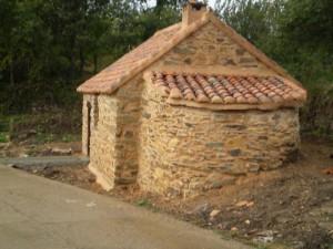 HOrno comunal villarmeriel Foto Cuatro Valles