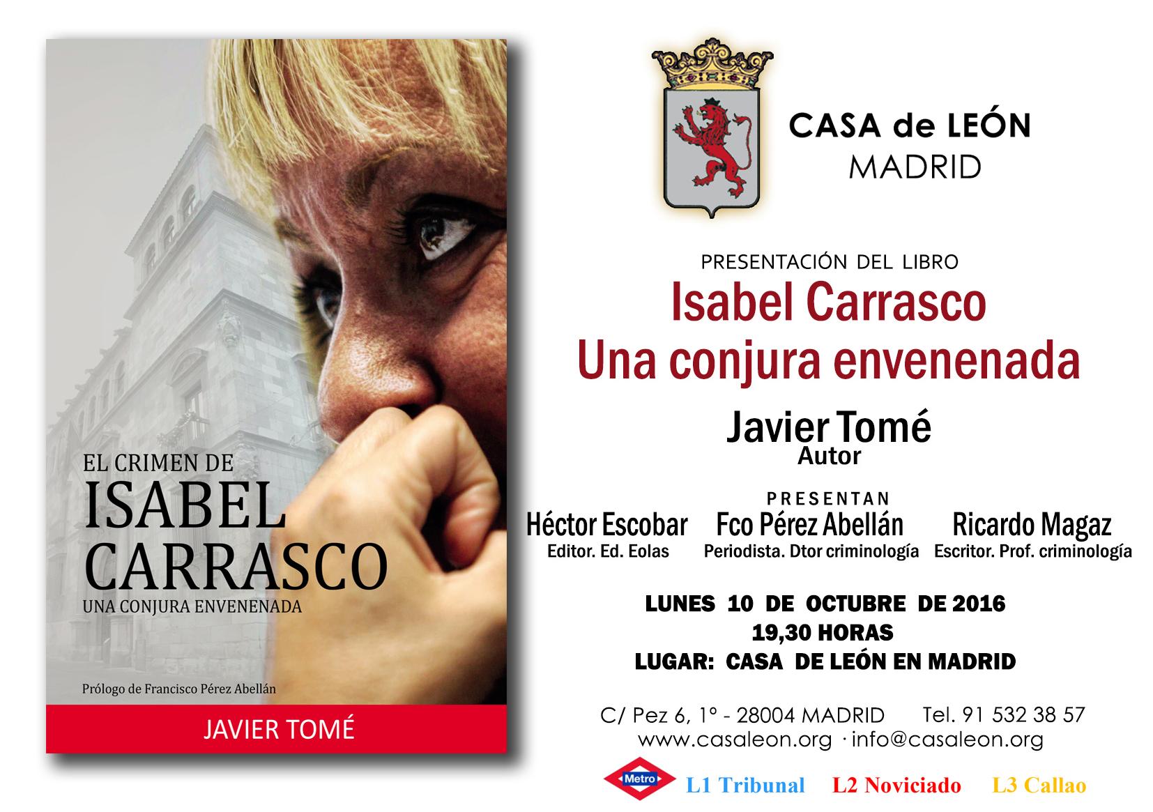 IsabelCarrasco_UnaConjuraEnvenenada