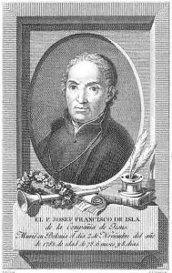 José Francisco de Isla. Biblioteca Nal