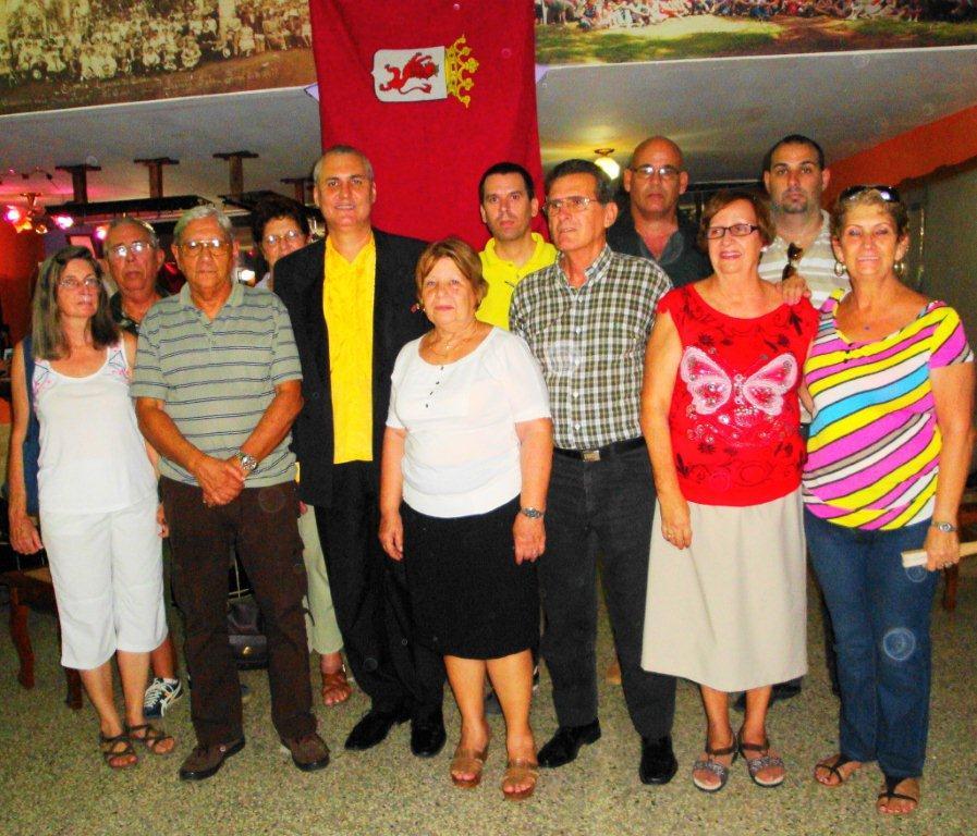 Junta Directiva electa 2014-