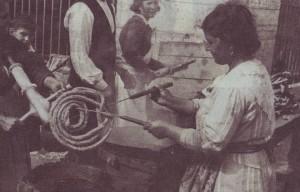 La Virgen Camino 1938