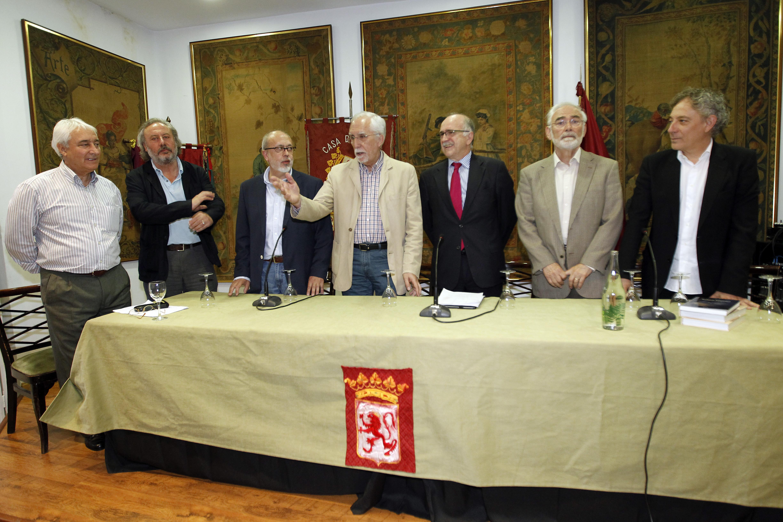 homenaje a santos alonso en casa de leon de madrid foto-raquel p. vieco