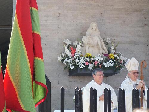 Virgen Camino Blog Asociación Cmino de Santiago Misa