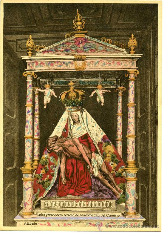 Virgen del Camino, Patrona de León (4)