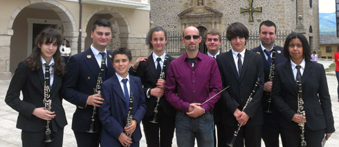 ensemble-de-clarinetes Bzo Tv 7 ag 2012